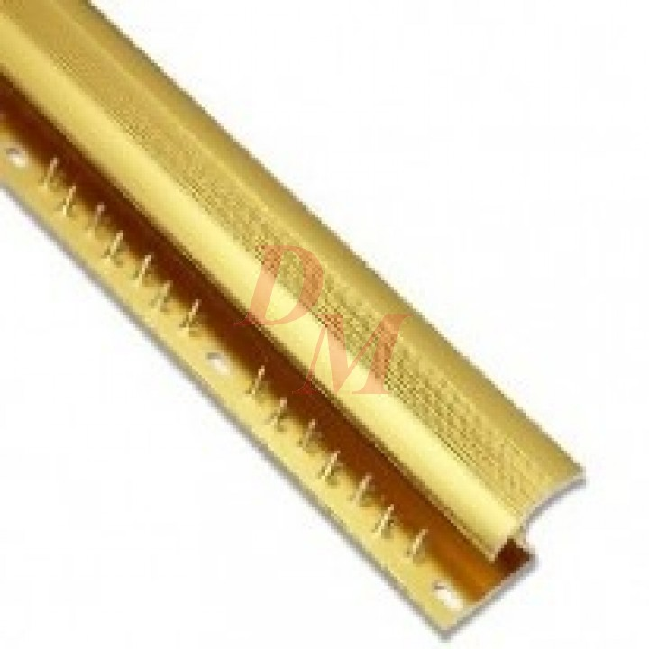 """Z Section Gold 9'0"""" 8mm"""
