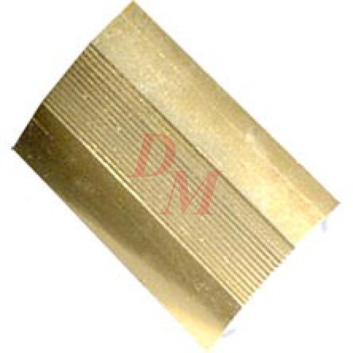 "Carpet Cover (CM4) Gold 8'0"""