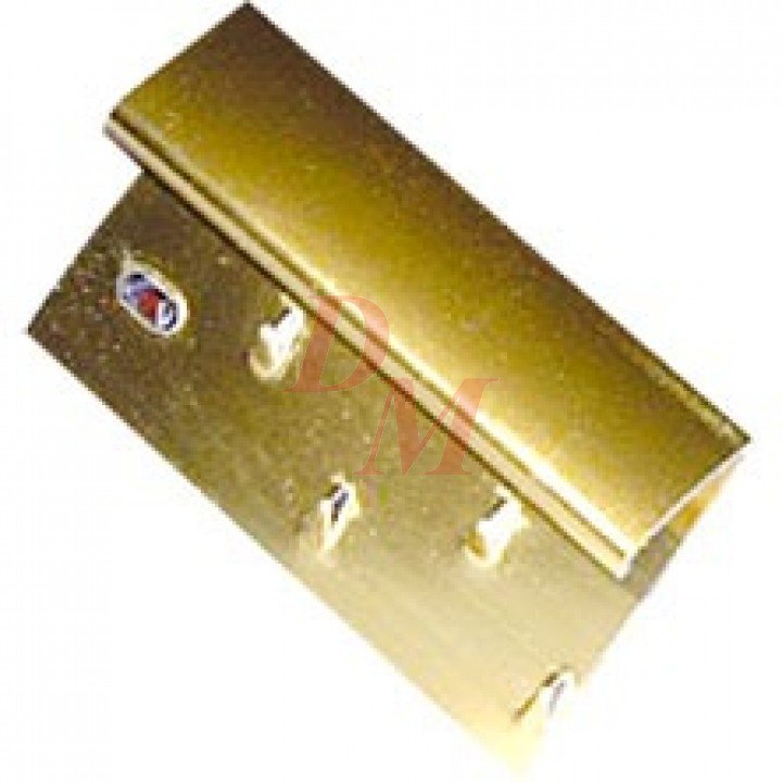 "Single Naplock H/D (CM1) Gold 8'0"""