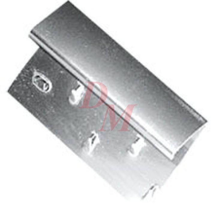 "Single Naplock H/D (CM1) Silver 8'0"""