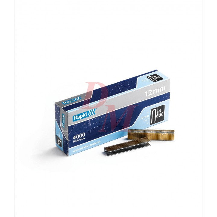 Staples Rapid 606 / 25mm (4000)