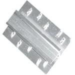 "Double Naplock (CM3) Silver 3'0"""