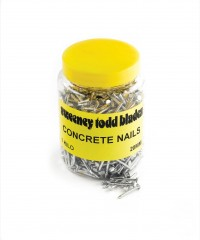 Concrete Nails 1kg Tub