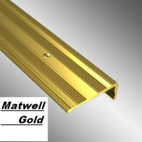 Angle Edges/ Stair Nosings - Matwell Edging