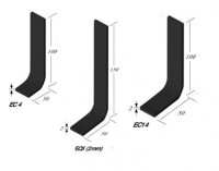 Quantum PVC Accessories- Flexible Set-In Skirting