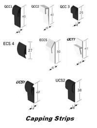Quantum PVC Accessories- Capping Strips
