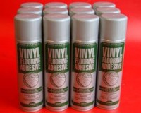 Vinyl Spray Adhesive 12